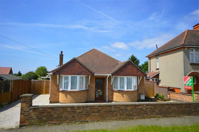 Thumbnail Detached bungalow for sale in Greenhills Road, Kingsthorpe, Northampton