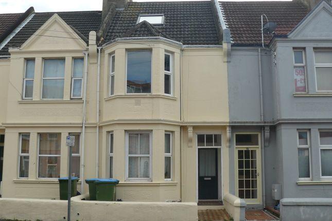 Thumbnail Maisonette to rent in Argyle Road, Bognor Regis