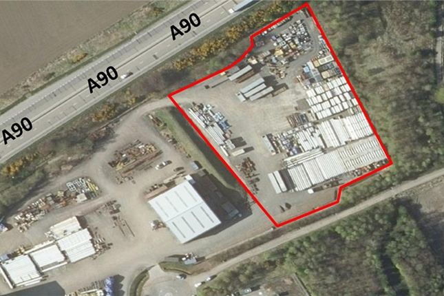 Thumbnail Light industrial to let in Storage Yard, Brechin Business Park, West Road, Brechin, Angus