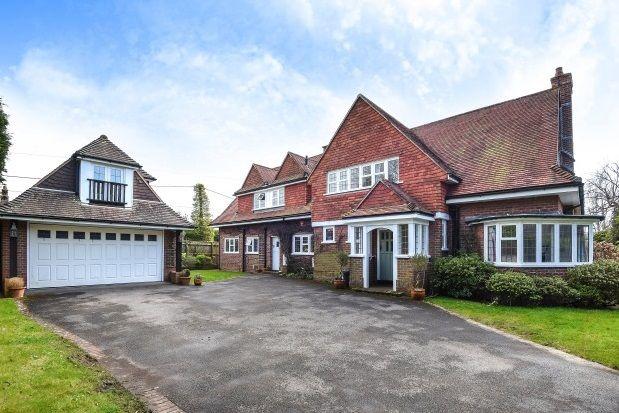 Thumbnail Property to rent in Barnes Lane, Milford On Sea, Lymington