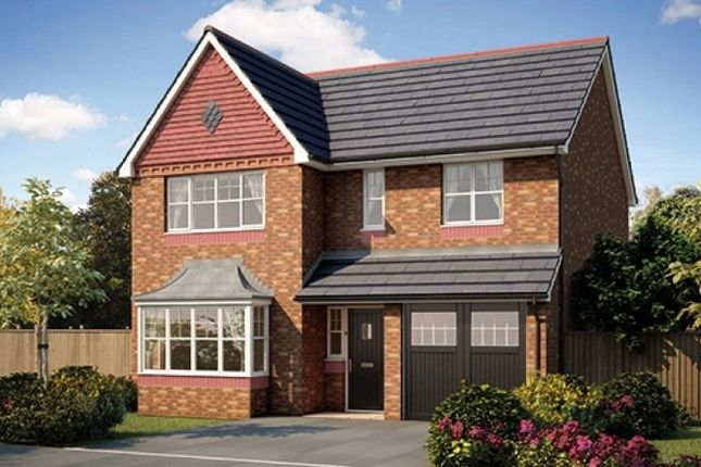 Thumbnail Detached house for sale in Saighton Camp, Sandy Lane, Chester