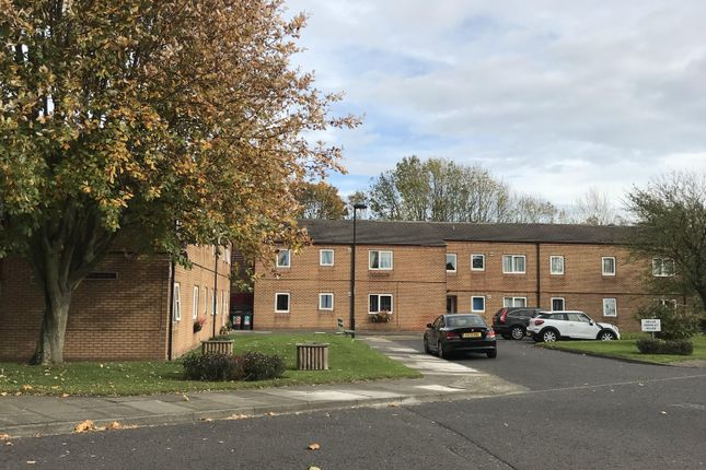 Thumbnail Flat to rent in Nellie Gormley House, Sharon Close, West Moor, Newcastle Upon Tyne