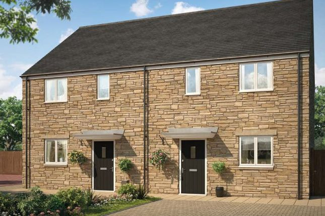 Thumbnail Detached house for sale in The Waddesdon, Meadow View, Banbury Homes, Adderbury