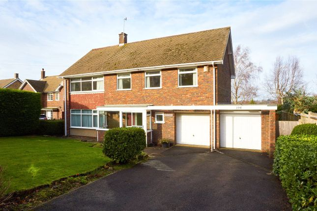Thumbnail Detached house for sale in Forest Road, Tunbridge Wells, Kent
