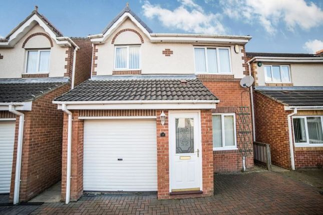 Thumbnail Detached house for sale in The Meadows, Burnopfield, Newcastle Upon Tyne