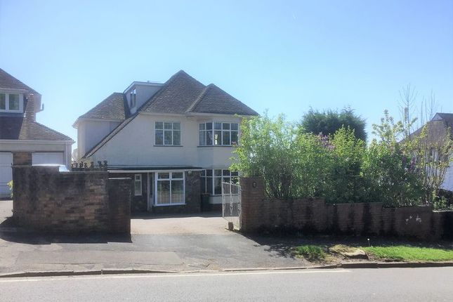 Thumbnail Detached house for sale in Ridgeway, Newport
