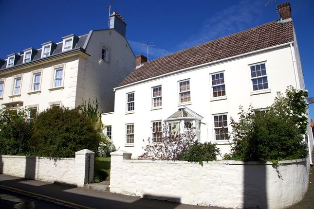 Thumbnail Detached House For Sale In 55 Hauteville St Peter Port Guernsey