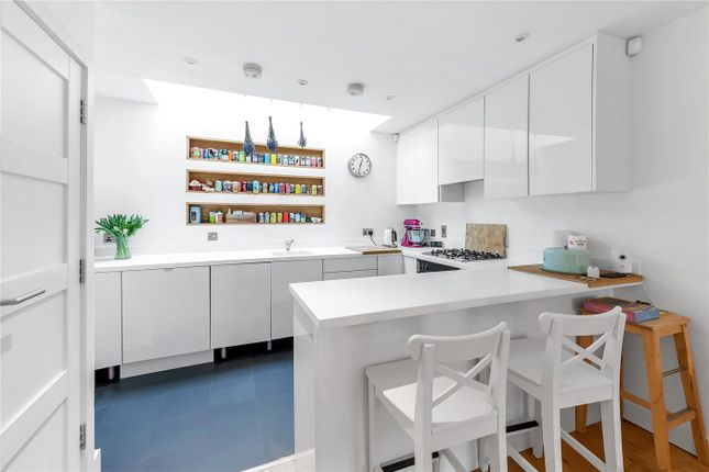 Thumbnail End terrace house to rent in Beaumont Road, Chiswick, London