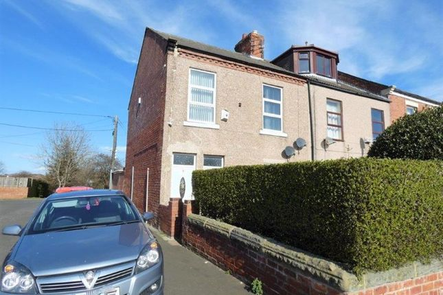 Thumbnail Flat to rent in Avenue Crescent, Seaton Delaval, Whitley Bay