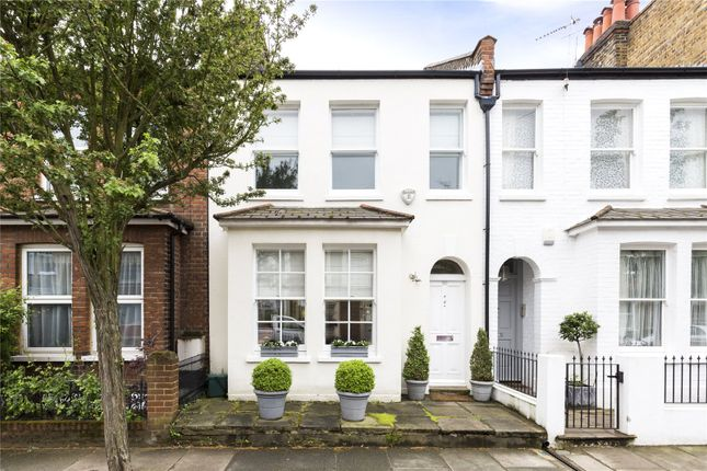 3 bed terraced house for sale in Lillian Road, London