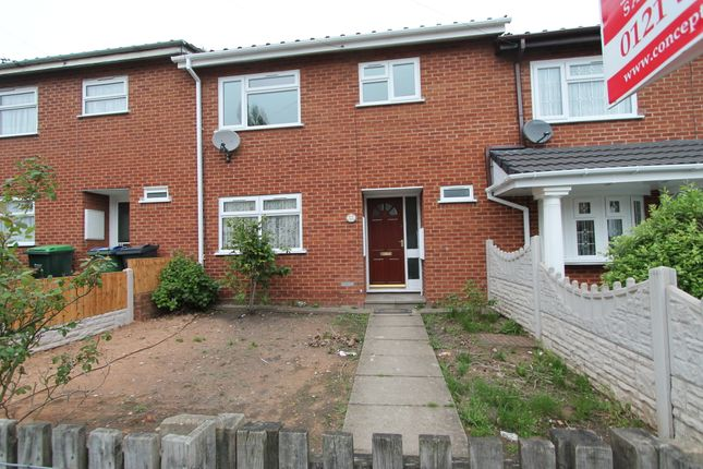 Thumbnail 4 bed terraced house for sale in Woodlands Street, Smethwick