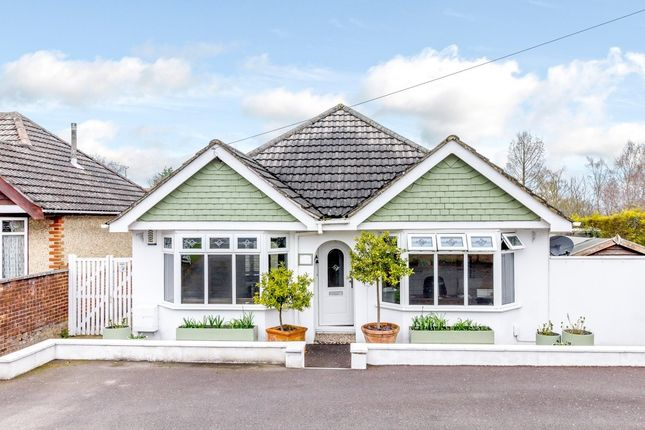 Thumbnail Detached bungalow for sale in Upper Northam Road, Southampton, Hampshire