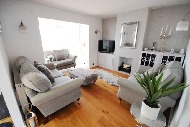 Thumbnail Semi-detached bungalow for sale in Baddow Hall Crescent, Great Baddow, Chelmsford