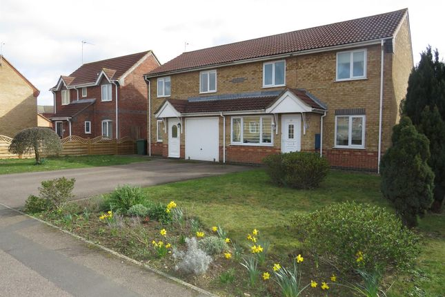 Thumbnail Property to rent in Applegarth Close, Corby
