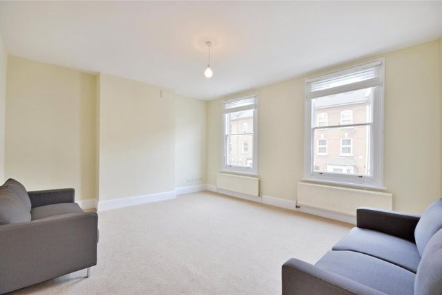3 bed flat to rent in Loveridge Road, West Hampstead