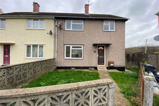 3 bed semi-detached house for sale in Glen View, Merlins Bridge, Haverfordwest SA61