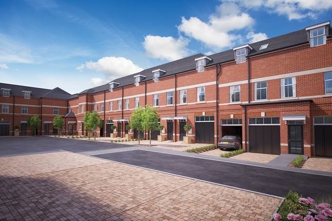 Thumbnail Flat for sale in Stannington Mews, Off Green Lane, Stannington