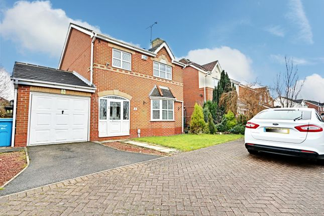 Thumbnail Detached house for sale in Helm Drive, Hull, East Riding Of Yorkshire