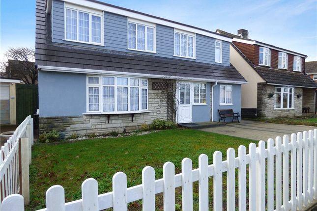 Thumbnail Detached bungalow for sale in Woodlands Avenue, Hamworthy, Poole