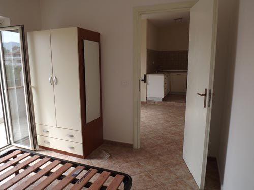 Bedroom of Piano Lettieri, Scalea, Calabria, Italy