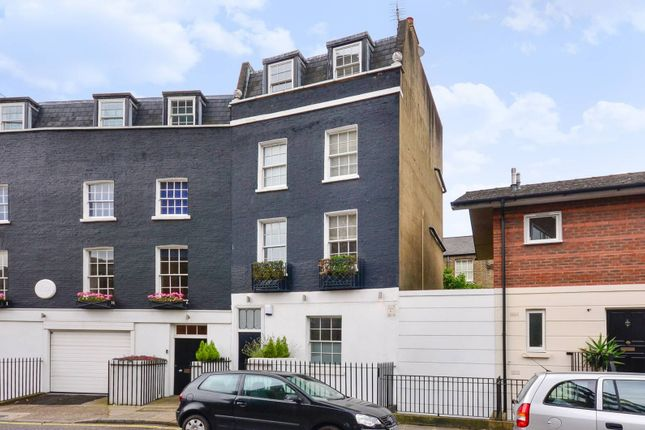 Thumbnail Property for sale in Ashmill Street, Marylebone