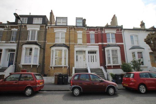 Thumbnail Flat to rent in Alkham Road, Stoke Newington, London