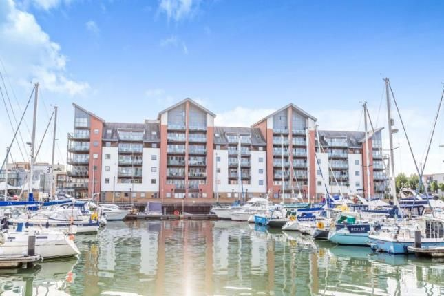 1 bed flat for sale in Merchant Square, Portishead, North Somerset BS20