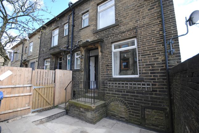 Thumbnail End terrace house to rent in Morpeth Street, Queensbury, Bradford