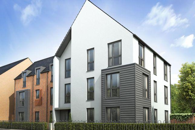 "Thumbnail Flat for sale in ""Brooklands Apartment"" at Fen Street, Brooklands, Milton Keynes"