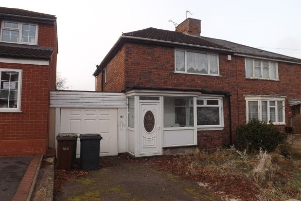 Thumbnail Property to rent in Wynchcombe Avenue, Penn, Wolverhampton