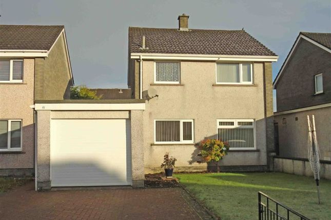 Thumbnail Detached house for sale in Cameron Court, Heathhall, Dumfries
