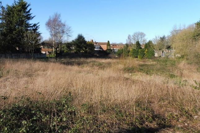 Thumbnail Land for sale in The Old Stone Pit, High Street, Whissonsett, Dereham, Norfolk