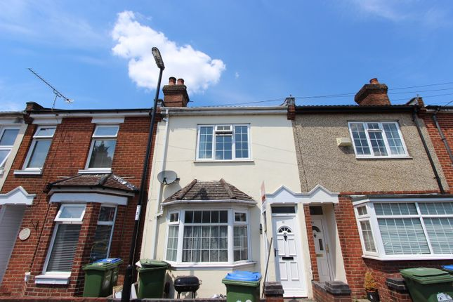 Thumbnail Terraced house for sale in Shayer Road, Southampton