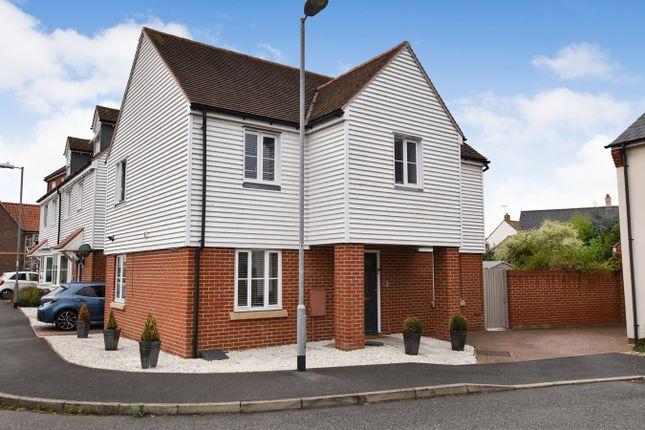 Thumbnail Detached house for sale in Rennie Walk, The Lakes, Heybridge, Maldon