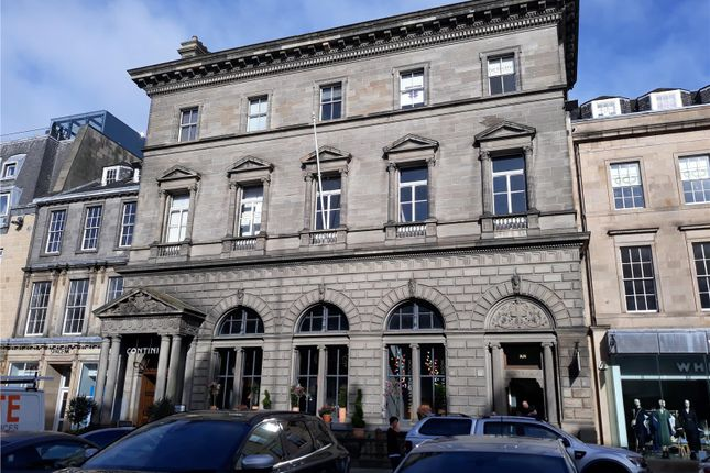 Thumbnail Office to let in Part First Floor 101 George Street, Edinburgh, Scotland