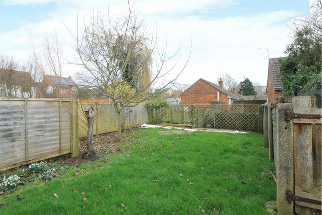Rear Garden of Church Road, Eardisley, Hereford HR3