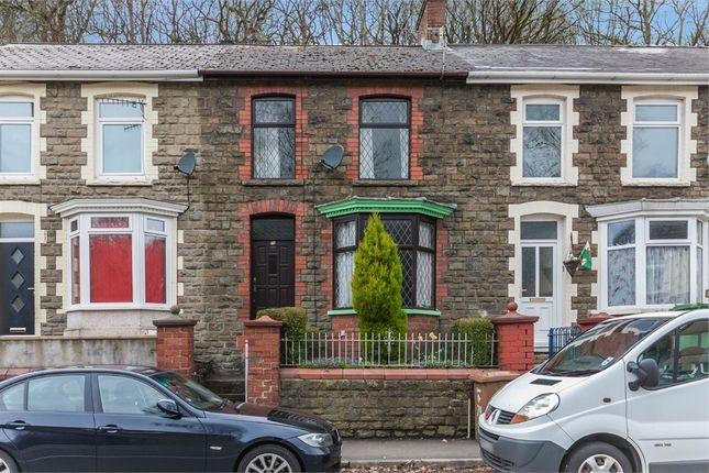 Thumbnail Terraced house for sale in North Road, Newbridge, Newport, Caerphilly