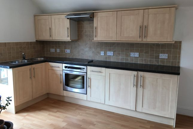 Thumbnail Flat to rent in Eastfield Road, Cotham, Bristol