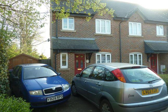 Thumbnail Semi-detached house to rent in Webster Way, Hawkinge, Folkestone
