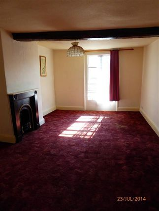 Thumbnail Flat to rent in Fore Street, Cullompton
