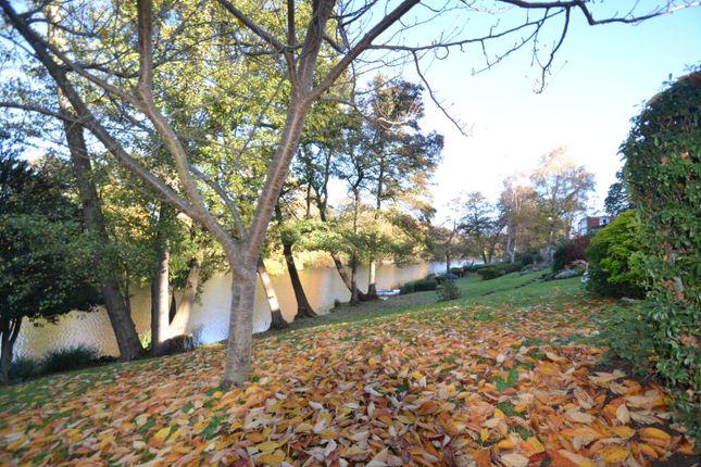 Garden of Berkeley Court, Weybridge KT13