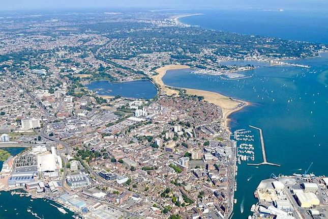 Poole Aerial View