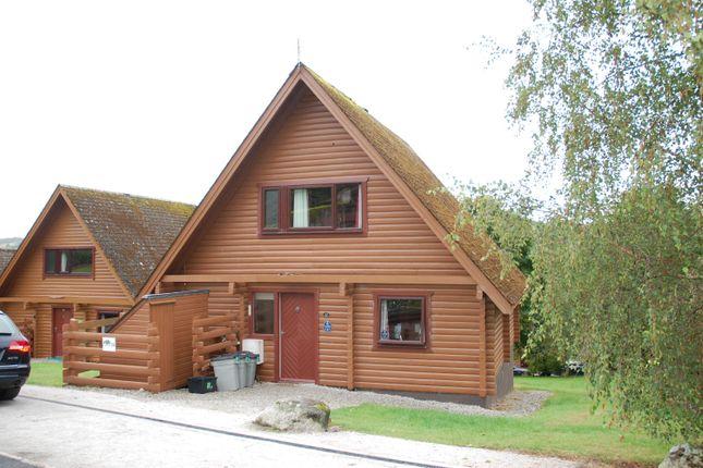 Thumbnail Lodge for sale in 32 Barend, Sandyhills, Dalbeattie
