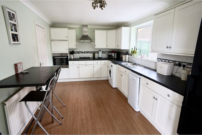 Thumbnail Detached bungalow for sale in Tennyson Close, Caistor