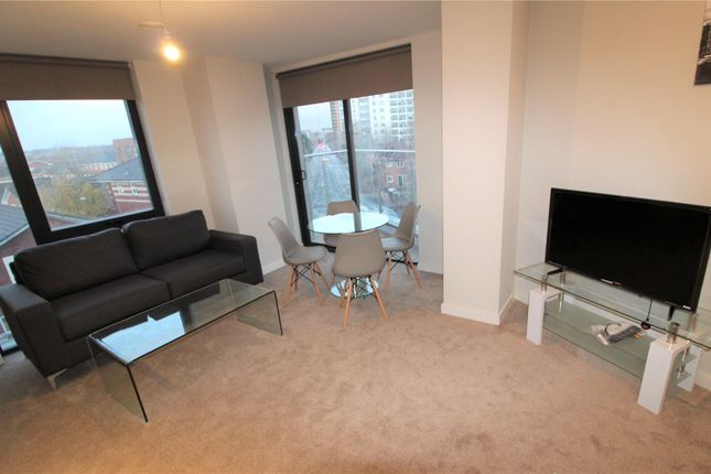 Thumbnail Flat to rent in Adelphi Wharf 1, 11 Adelphi Street, Salford, Greater Manchester