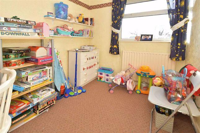Bedroom of School Close, Leek ST13
