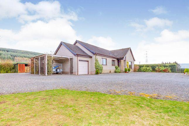 Thumbnail Bungalow for sale in Longmorn, Elgin, Moray