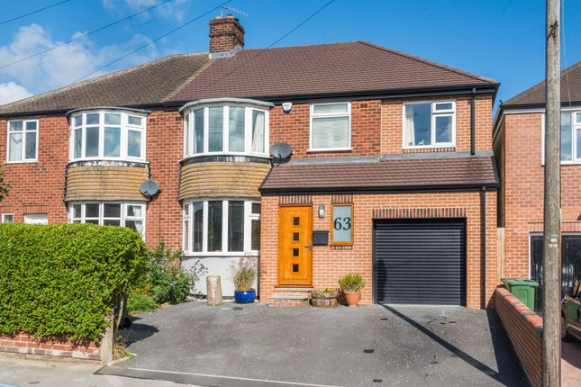 Thumbnail Semi-detached house for sale in Rowan Tree Dell, Totley