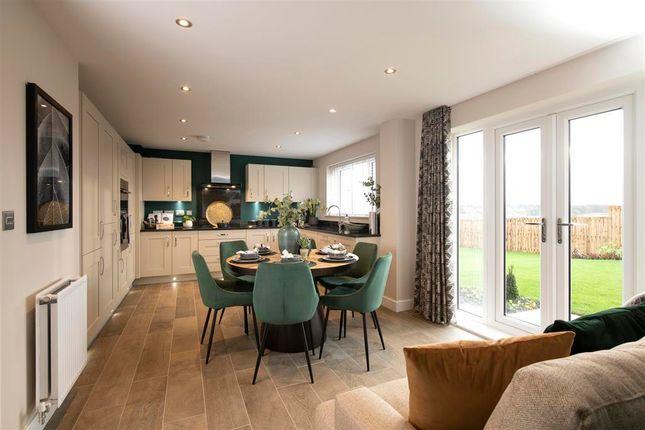 "Thumbnail Detached house for sale in ""The Haddenham - Plot 188"" at Rufus Road, Carlisle"