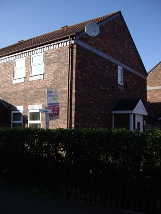 Thumbnail Semi-detached house to rent in High Trees Mount, Sutton Village, Hull